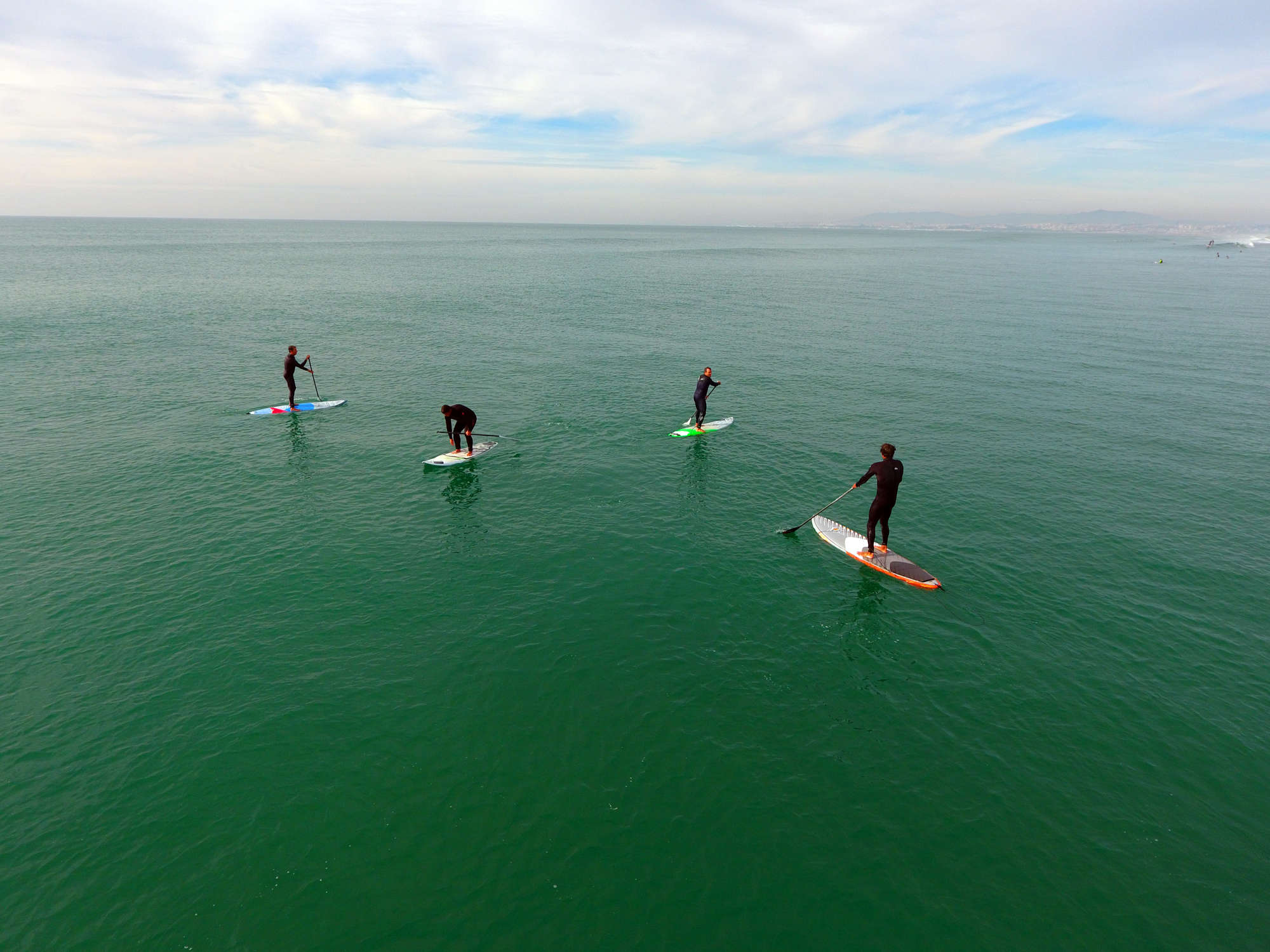 Stand up Paddle – Group Activities